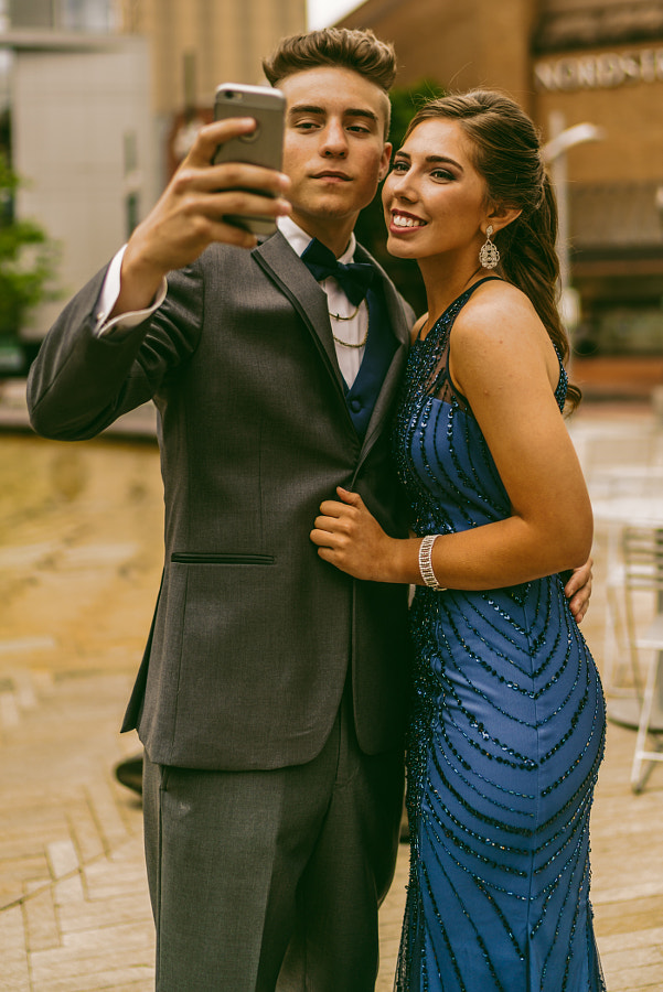 Prom Night - The Selfie Generation