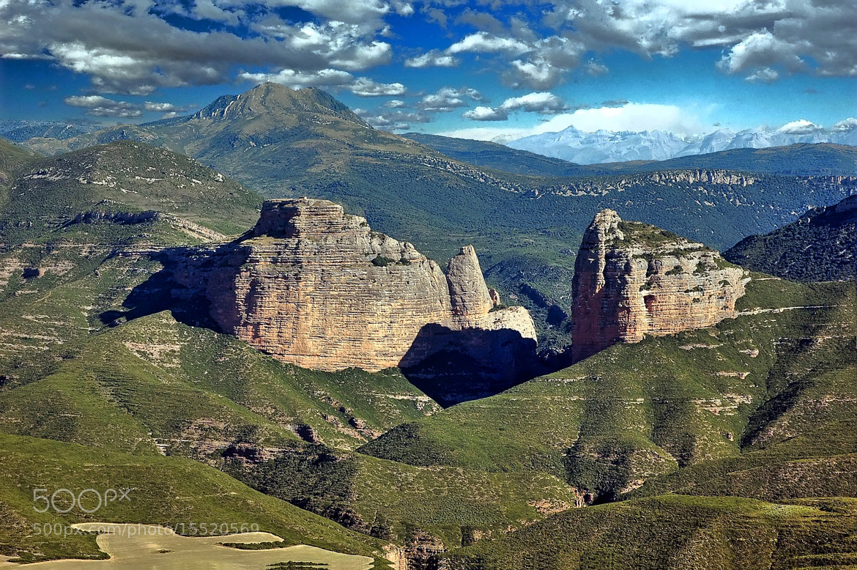 Photograph Salto Roldán (Huesca) by José Luis  Nuñez on 500px
