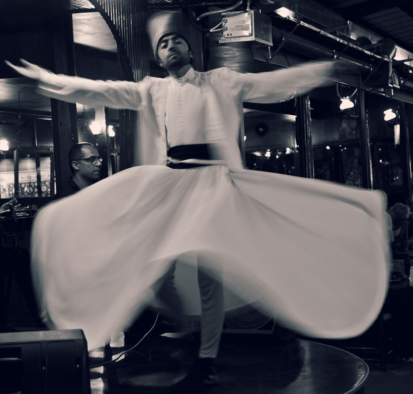 Photograph Whirling Dervish by Navin Syiem on 500px