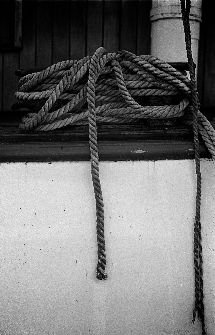 Photograph Tied up once again by Henrik Jagemyr on 500px