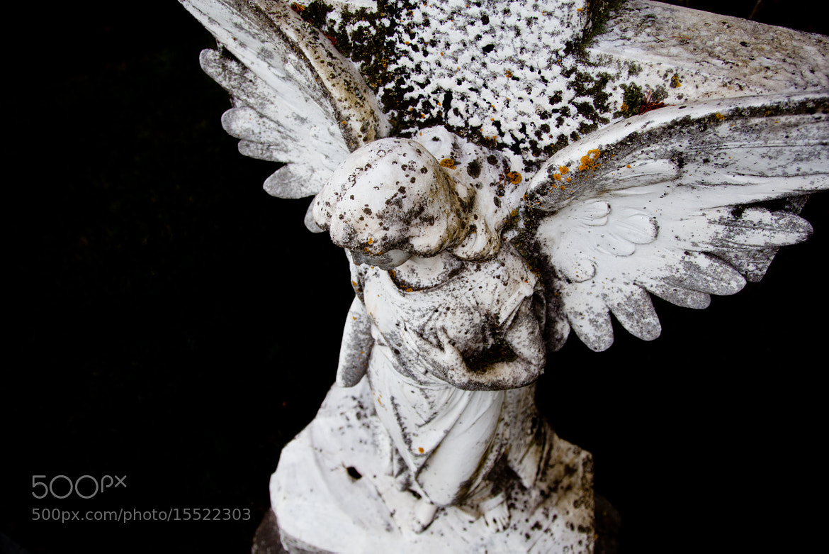 Photograph Gravestone by Christopher Farley on 500px