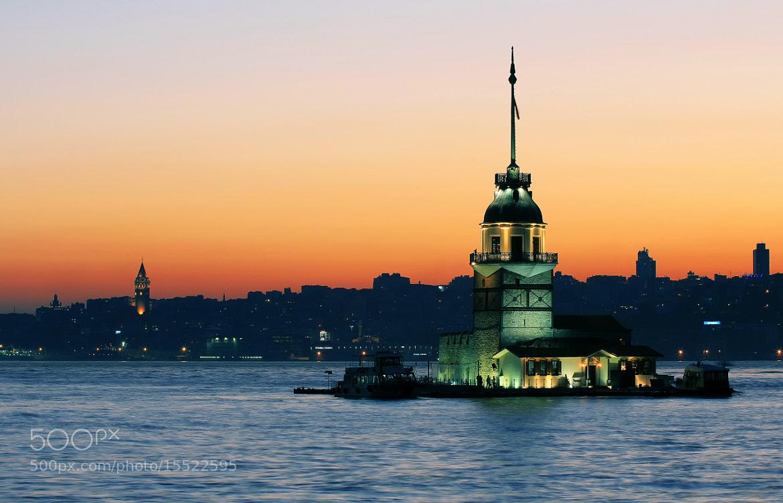 Photograph Le rêve revisité: l'amour, la passion et Istanbul by Musa KAYRAK on 500px