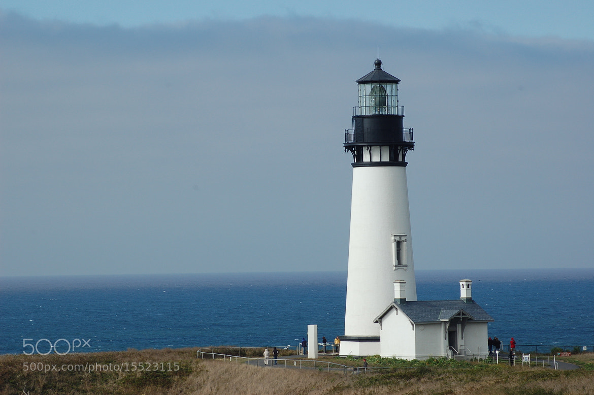 Photograph Yaquina Head Lighthouse by M Thomas on 500px