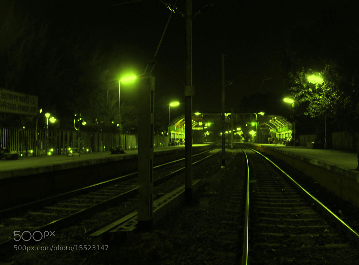 Photograph Princep Station by Angshuman Adhikary on 500px