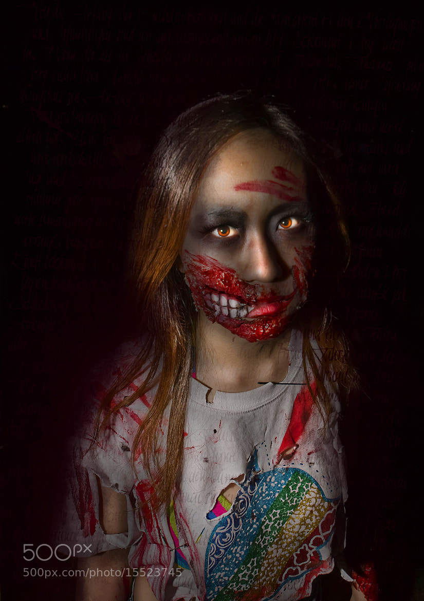 Photograph Zombie girl by Wei Titan Xu on 500px