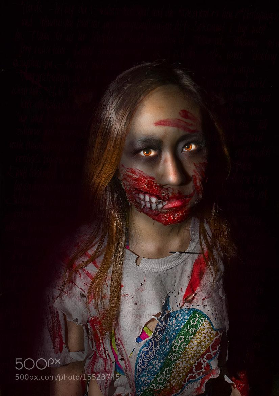 Photograph Zombie girl by Wei Titan Xu on 500px