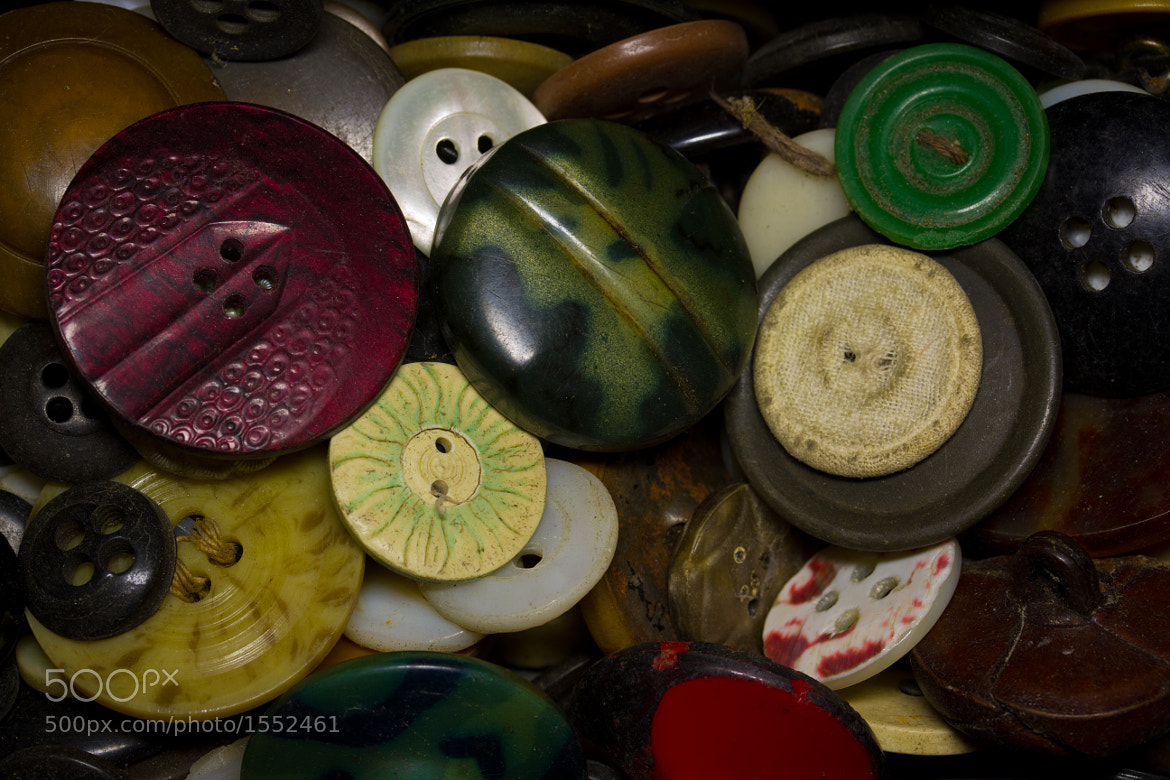 Photograph Button box by Paul Traviss on 500px