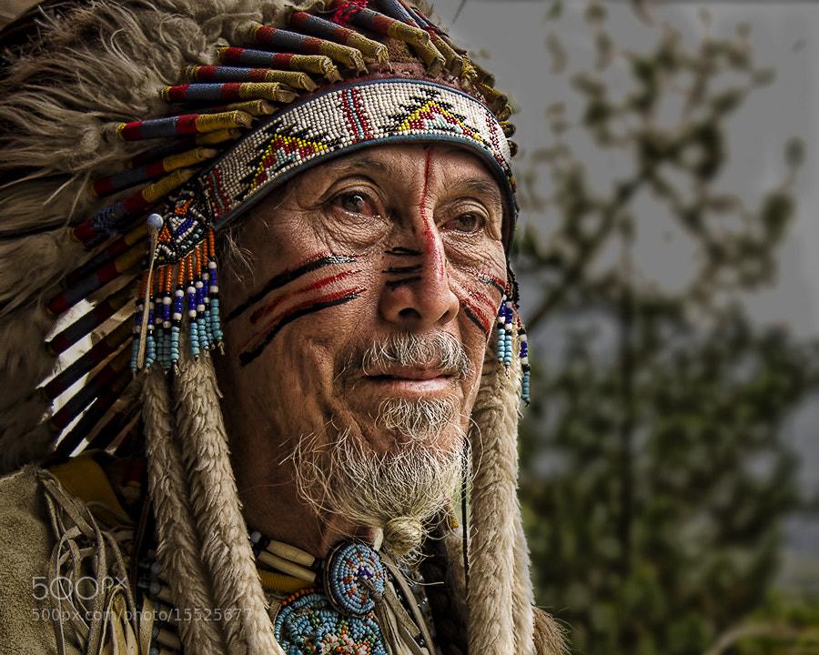 Photograph Kepala Suku by Stephen Edward on 500px
