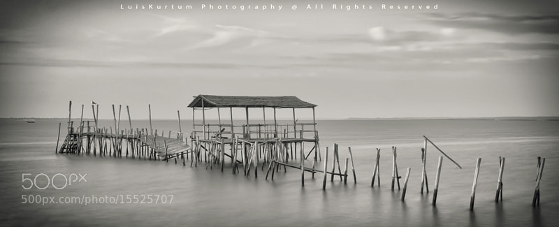 Photograph Carrasqueira Pier by Luis Silva on 500px