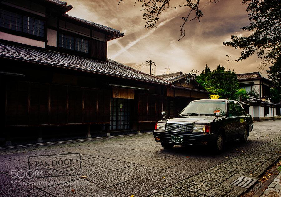 Taxi - Kyoto