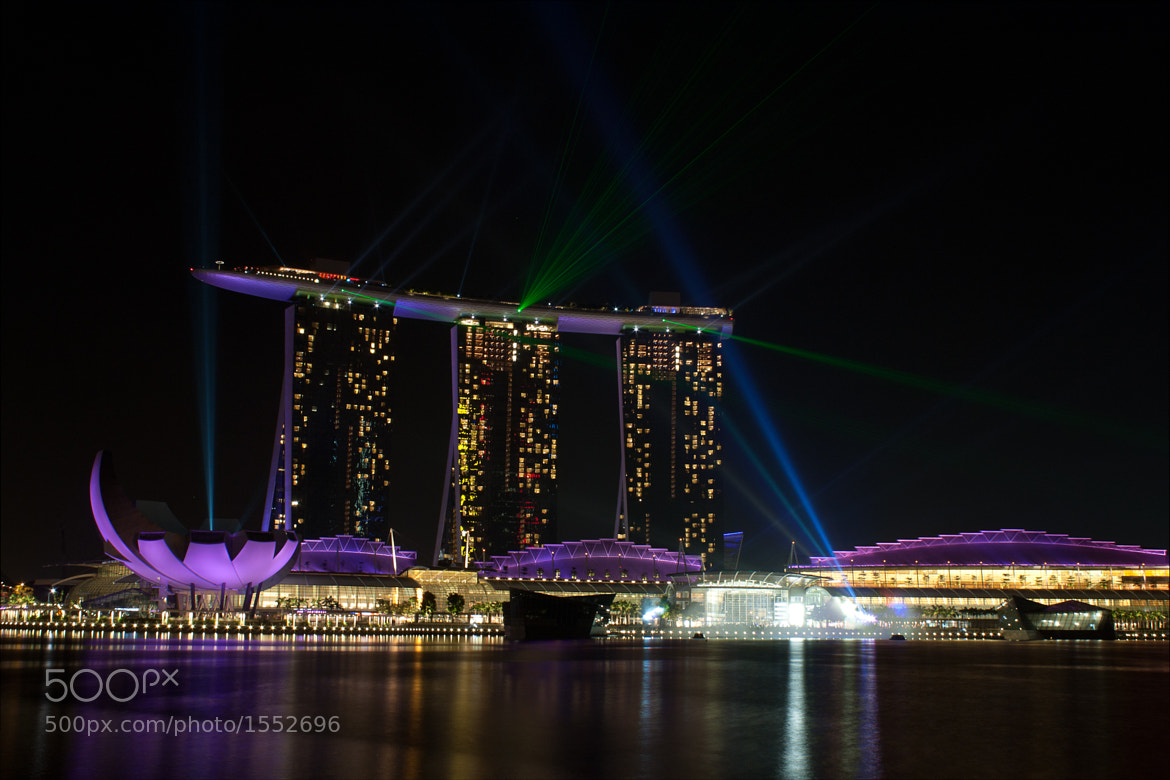 Photograph Laser show by Kain Kalju on 500px