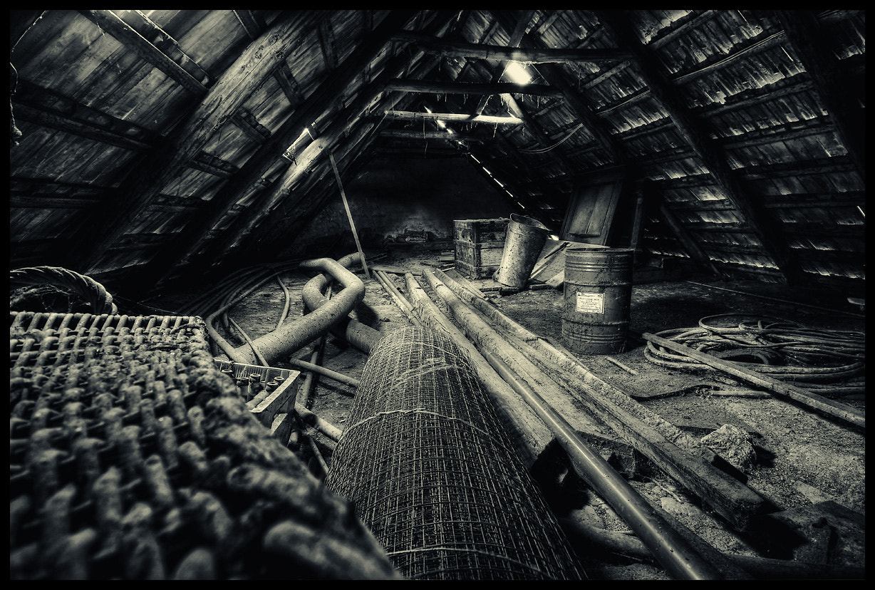 Photograph attic by Gabor  Medzihradszky on 500px