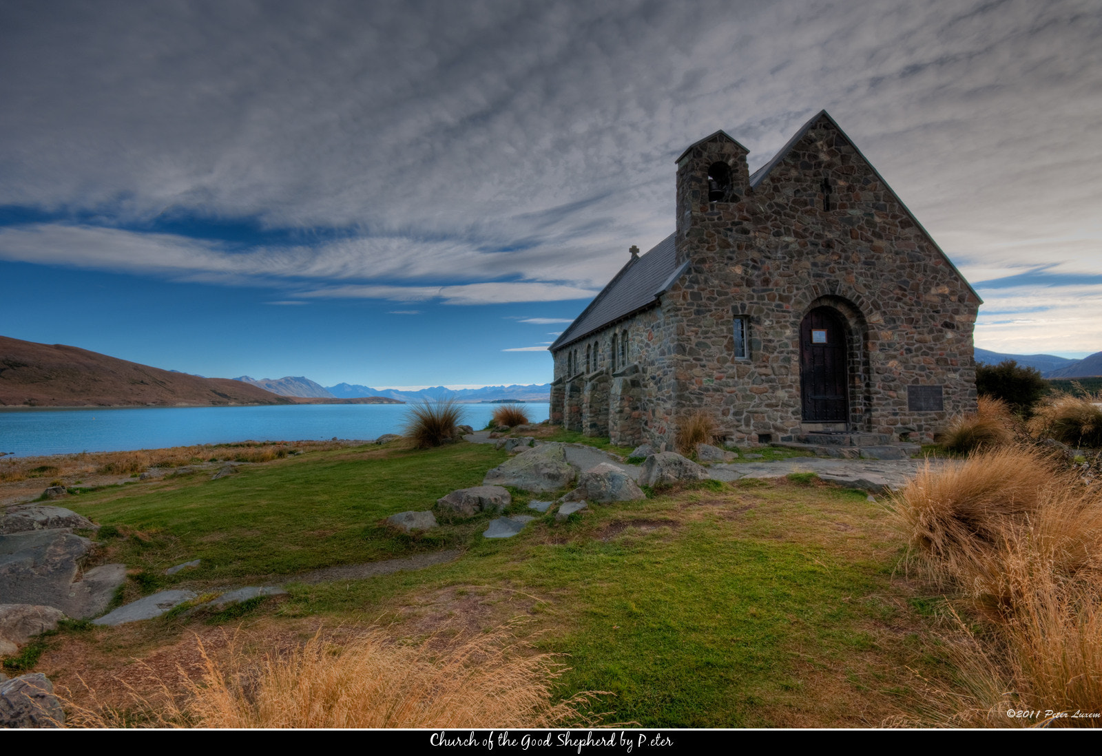 Photograph Church of the Good Shepherd by Peter Luxem on 500px