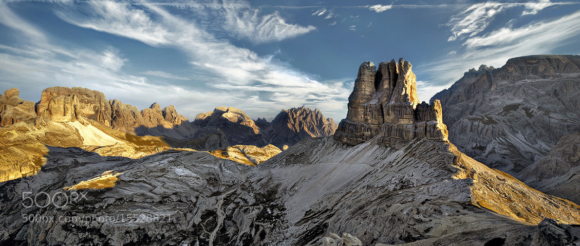 Photograph The Rock Tower by Kilian Schönberger on 500px