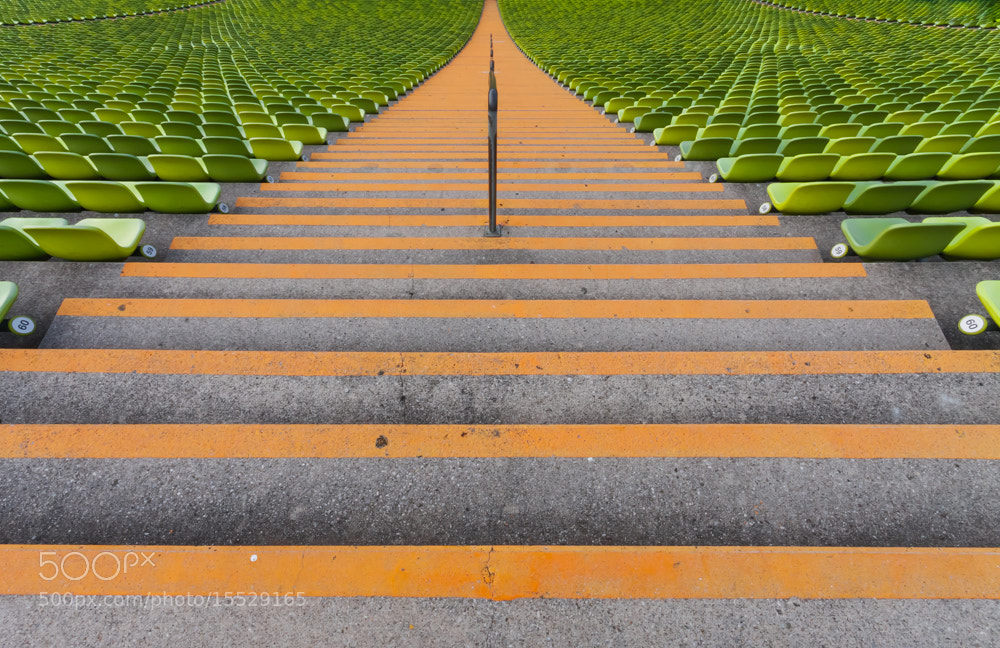 Photograph One Way Down by Claus W. Vogl on 500px