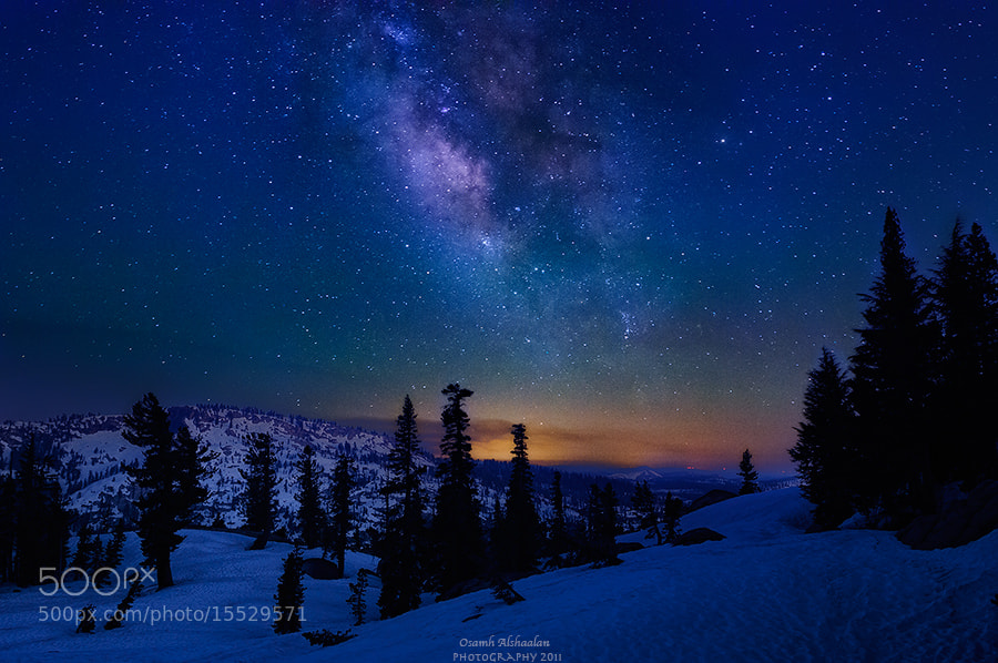 Photograph The Other Face of The Night by Osamh Alshaalan on 500px