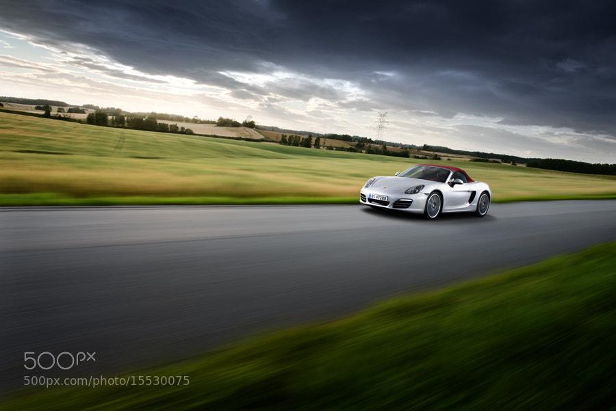 Photograph Porsche Boxster by Thomas Larsen on 500px