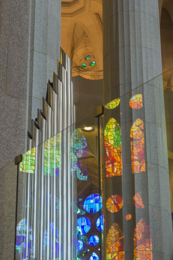 Sagrada Familia reflections