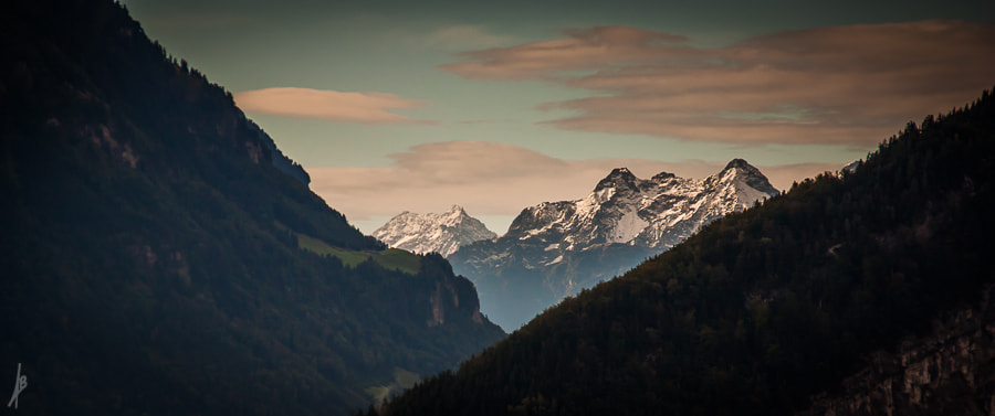 Photograph Switzerland Mountains by André Bazzana on 500px
