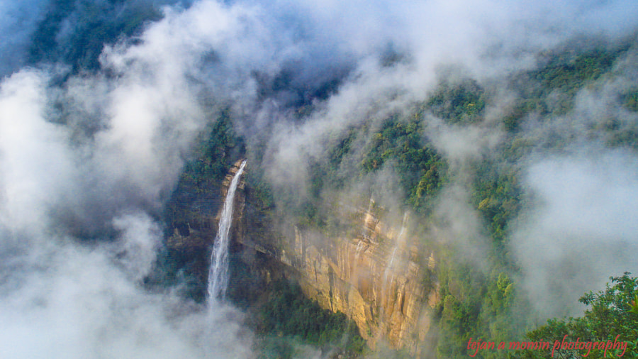 Photograph Nohkalikai Falls by Tejan A Momin on 500px