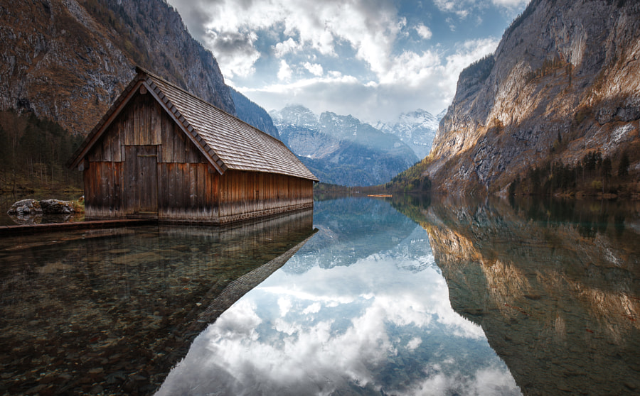 The Boathouse by guerel sahin on 500px.com