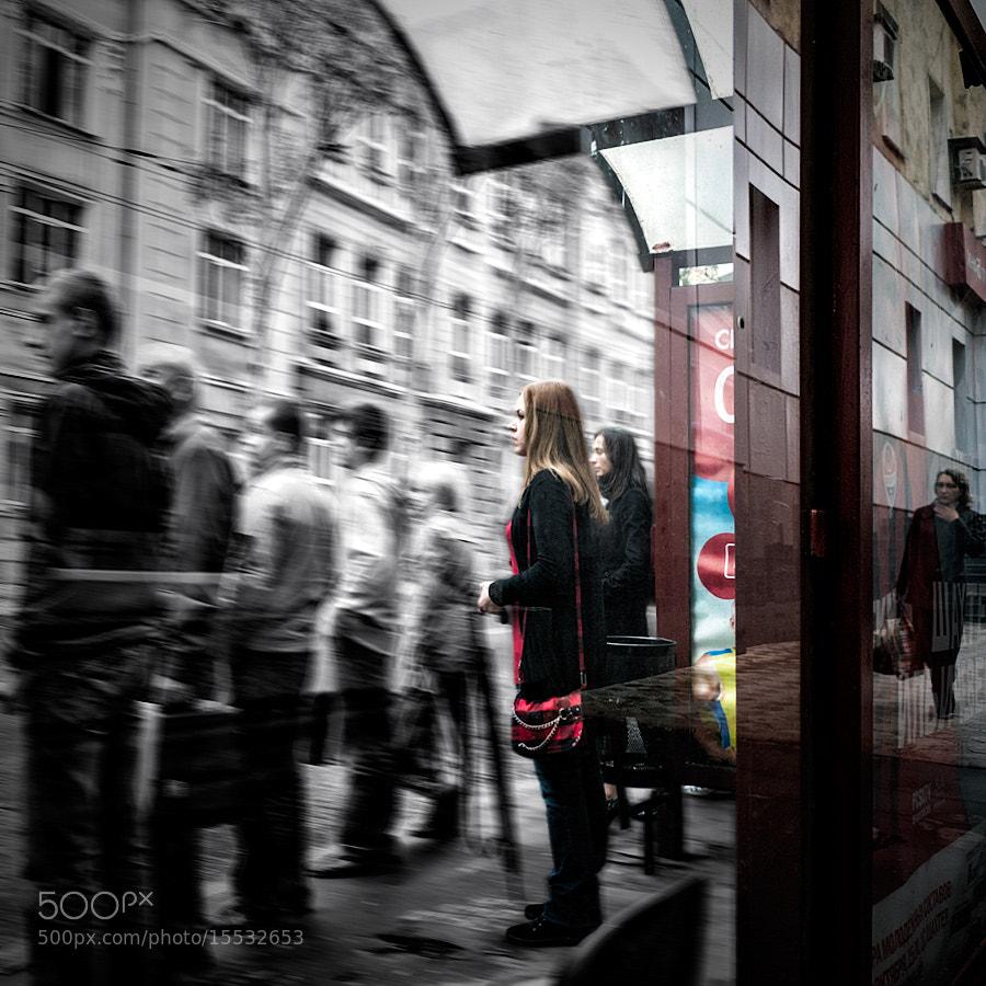 Photograph Erasure... by Oleg Milyutin on 500px