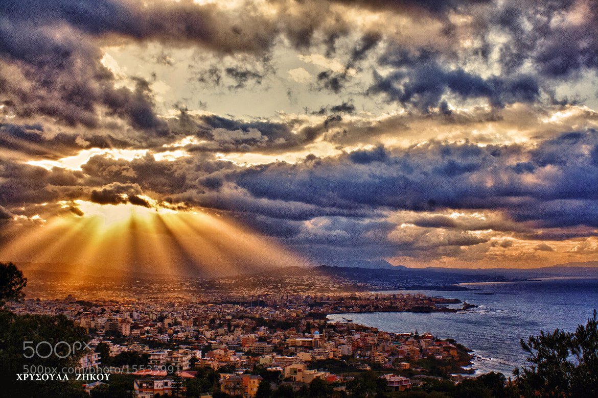 Photograph LAST RAYS OF THE SUN by Chriss Zikou on 500px
