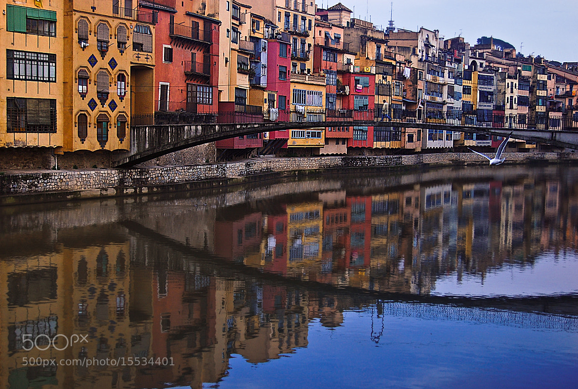 Photograph Girona Reflections by Natasha Pnini on 500px