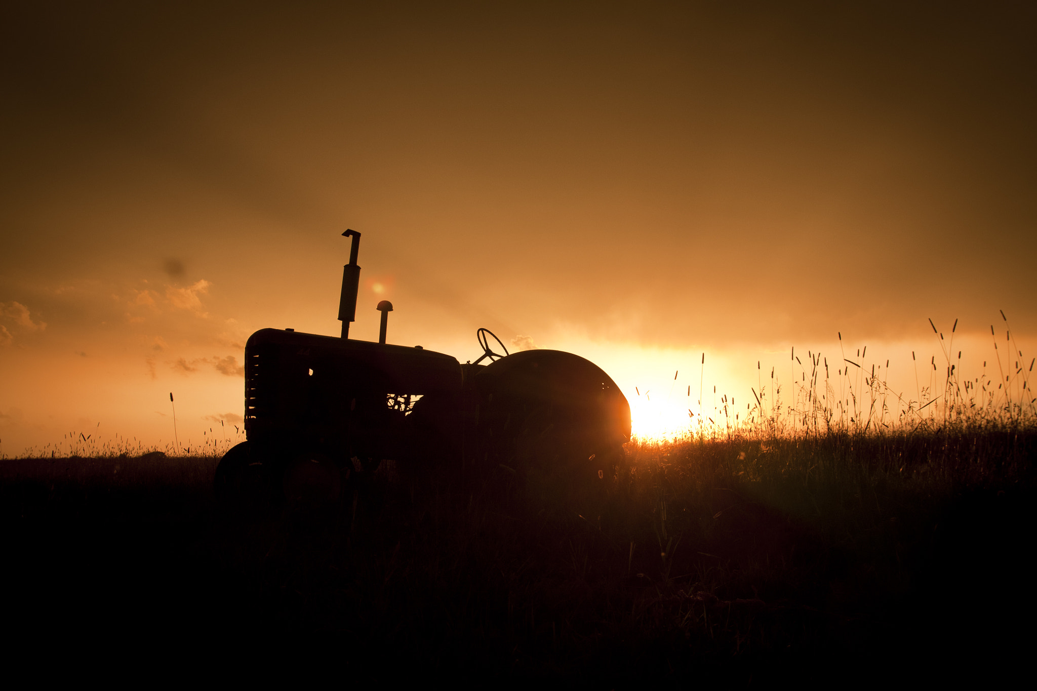 Photograph retired farm hand by seanbphotography on 500px