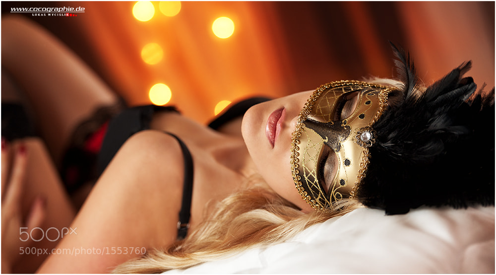 Photograph THE MASK by cocographie. de on 500px