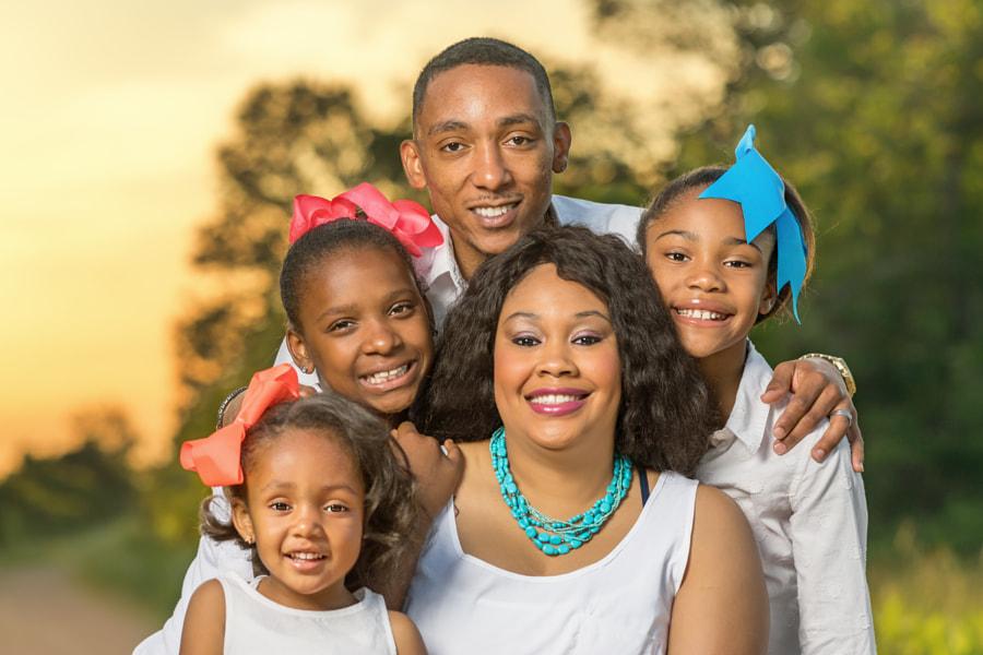 Vanzant Family