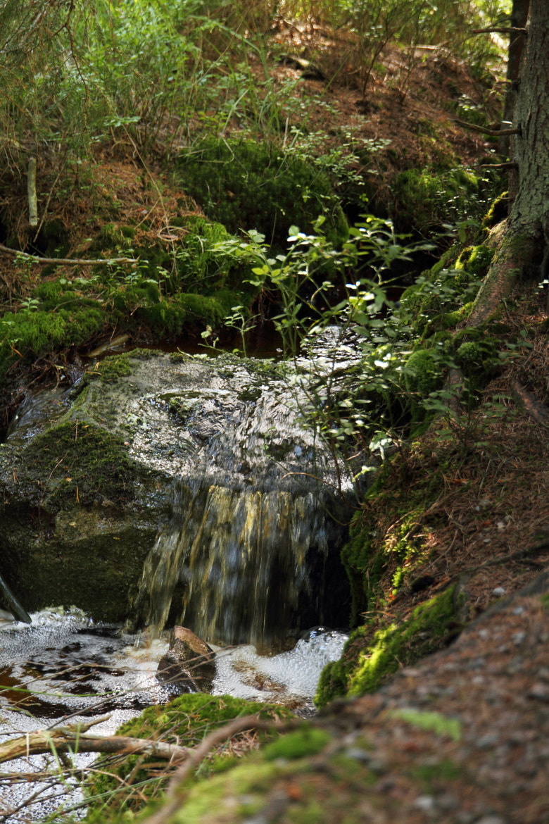 Photograph A Small Waterfall by Philipp K on 500px