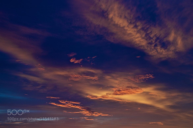 Photograph Contraste de nubes / just clouds by Mauricio Cardona on 500px