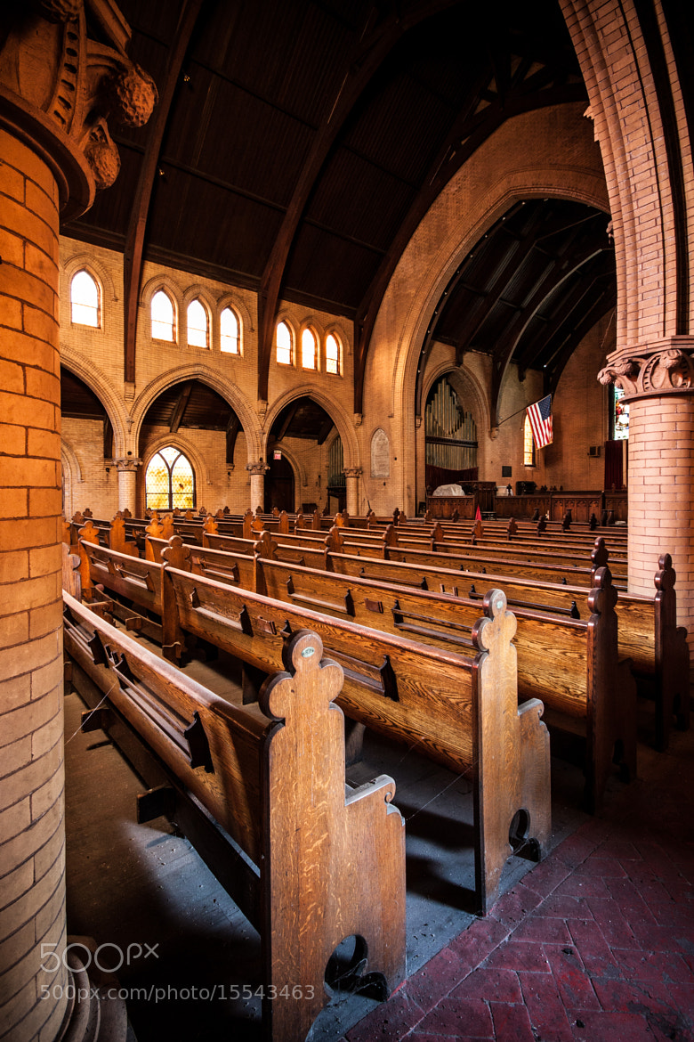 Photograph Pews by Jeremy Marshall on 500px