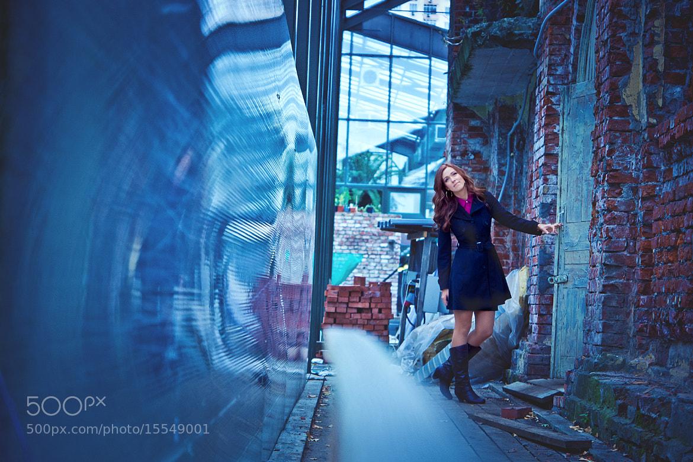 Photograph Svetlana by Katerina Akimova on 500px