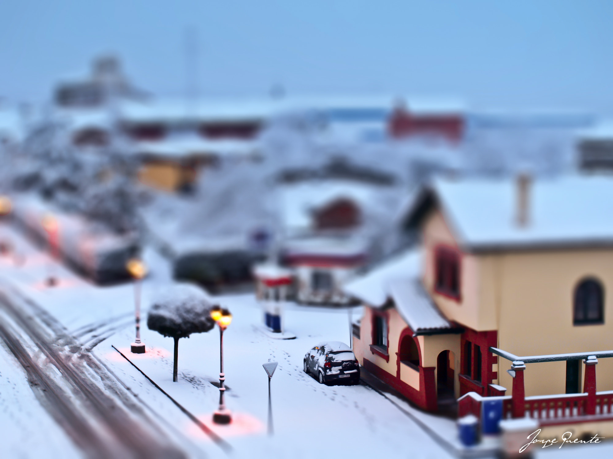 Photograph Tilt-shift by Jorge Puente on 500px