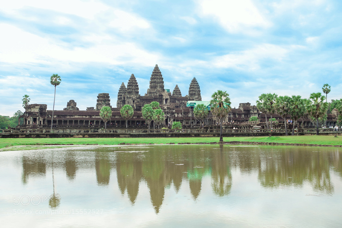 Photograph Angkor wat by Ivan Tuan on 500px