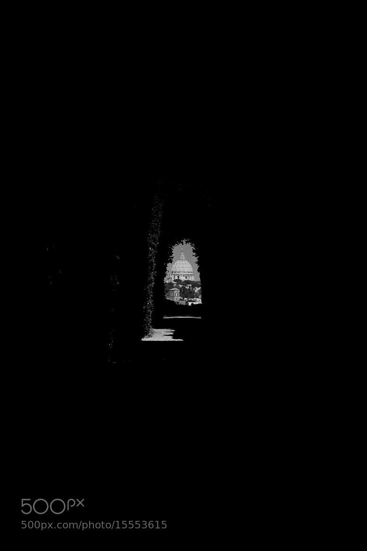 Photograph Thru the Keyhole. by Alexander Tietz on 500px