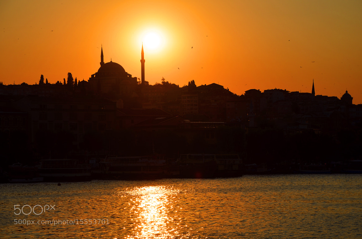 Photograph Istanbul by Sergii Samus on 500px
