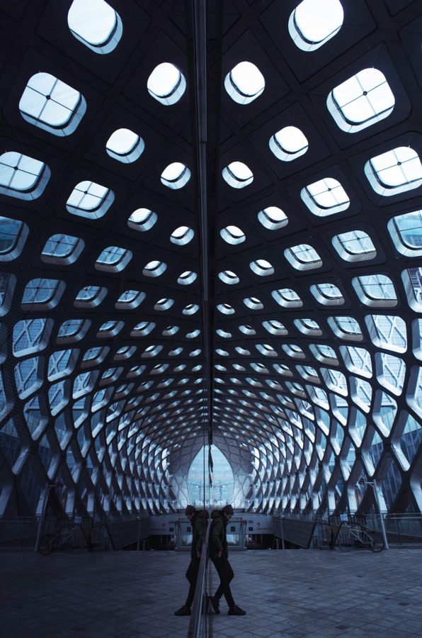 Mirror Symmetry by Jennifer Bin on 500px.com