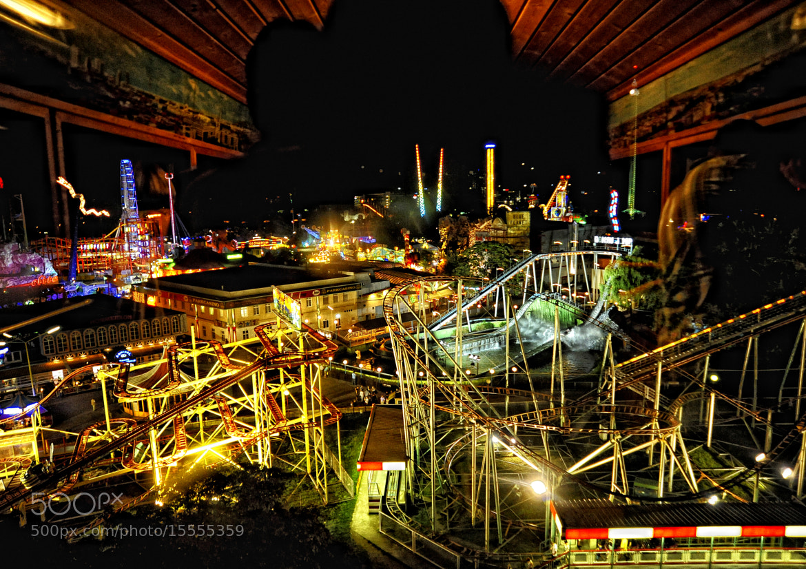 Photograph Vienna Prater by Steffen Hailer on 500px