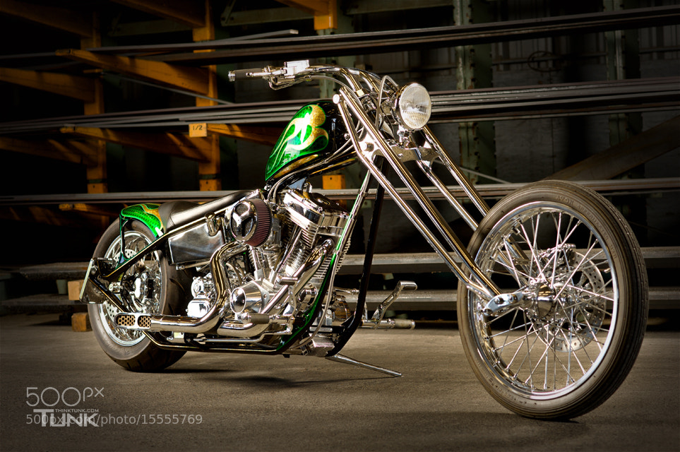 Photograph Chopper by Bill Holland by Eric  Courtney on 500px