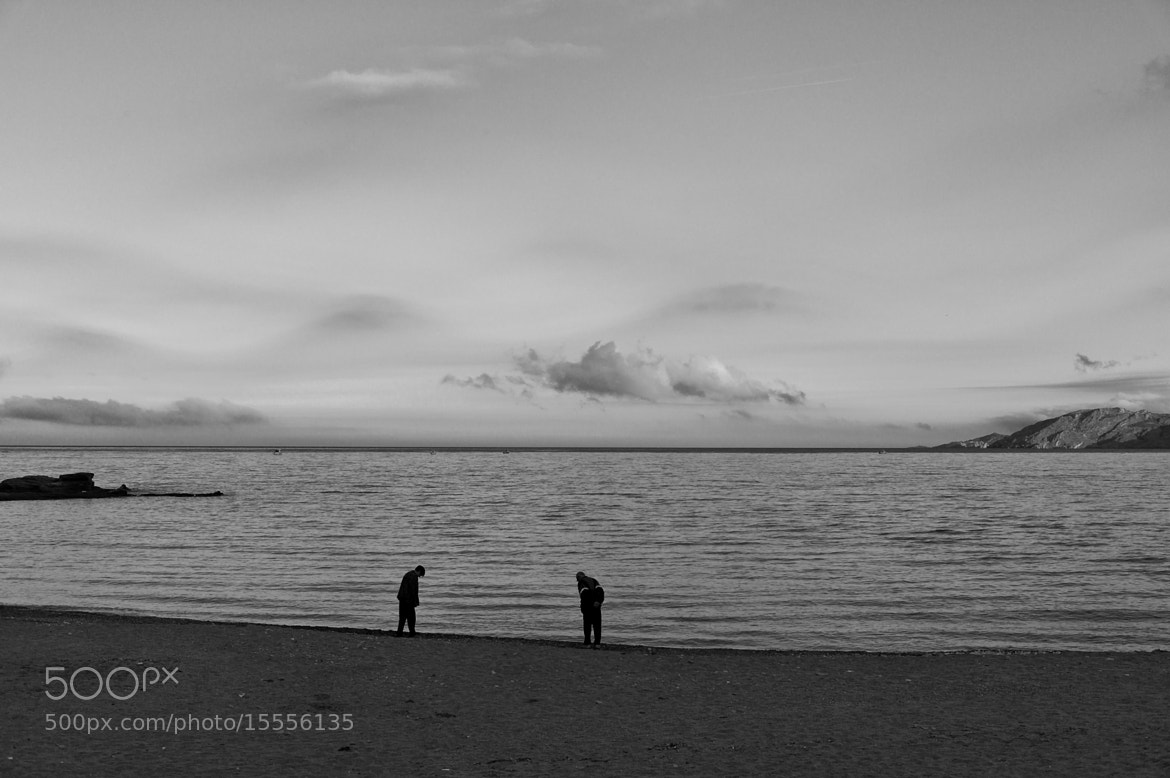 Photograph Two Beach by Quim Rallo on 500px