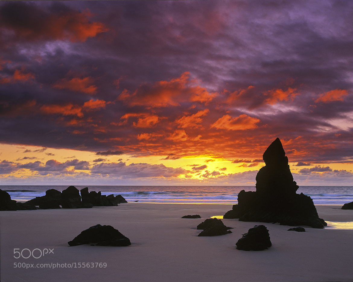 Photograph Crimson Dawn Durness by Ian Cameron on 500px