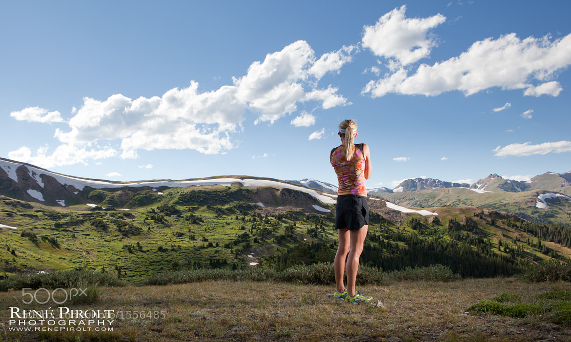 Photograph Trail Runner by Rene Pirolt on 500px