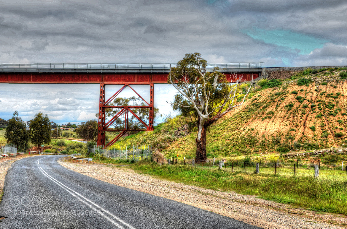 Photograph Bridge hdr by Elizabeth Atkinson on 500px
