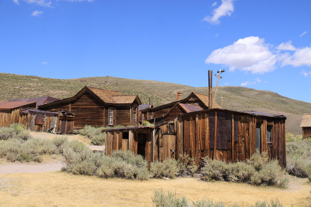 Photograph Gosh Town of Bodie by Nicolas PERDU on 500px