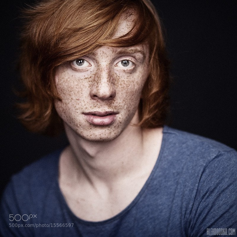 Photograph freckles by Aleksandr Doodko on 500px