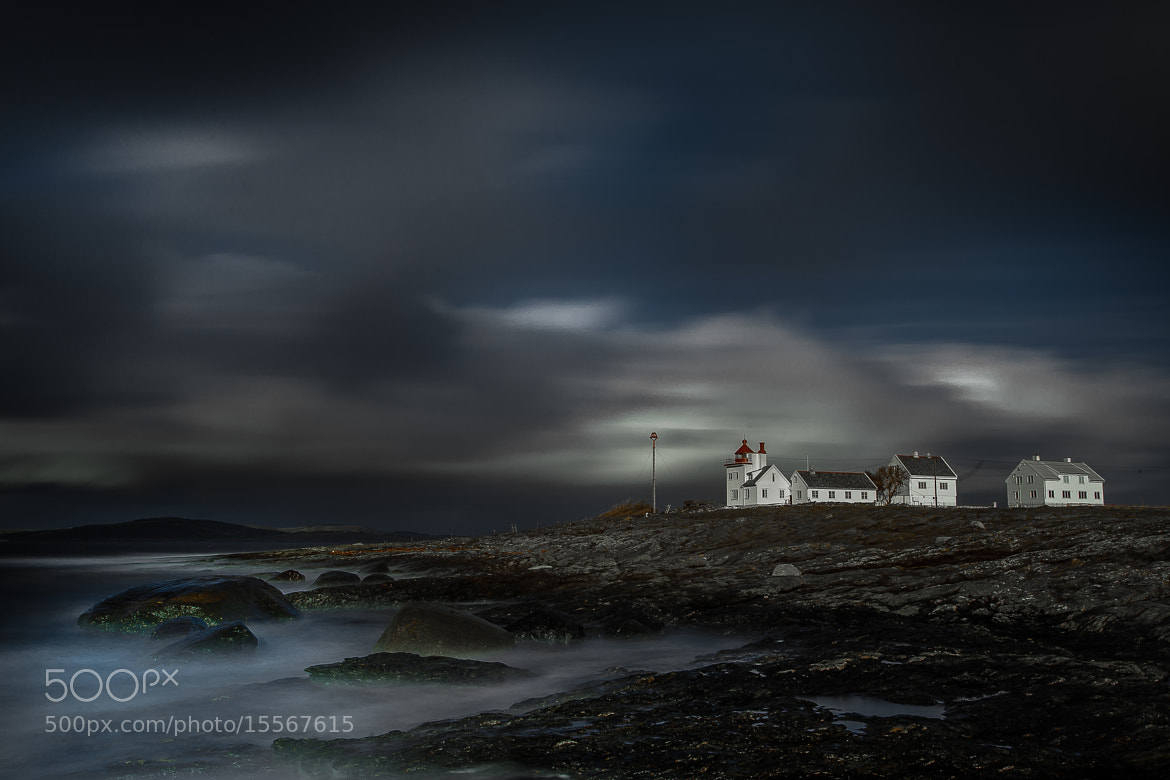 Photograph Tungenes lighthouse by Tore Heggelund on 500px