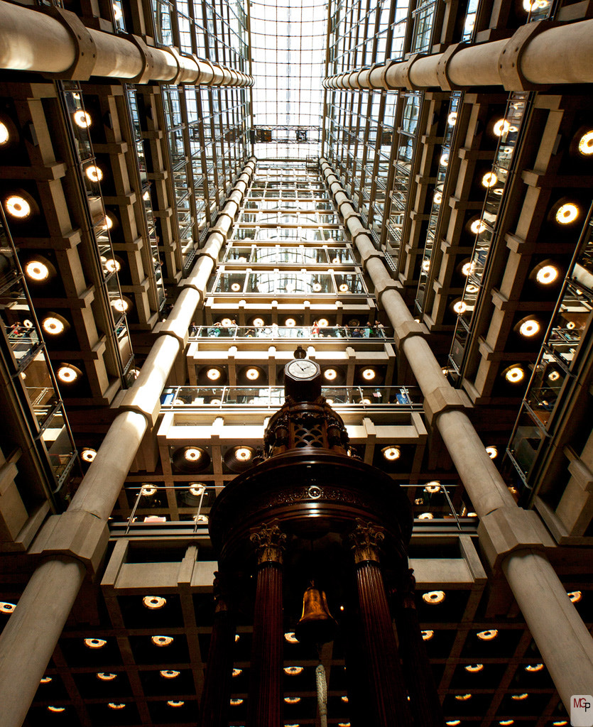 Photograph Inside LLoyds by Marc G on 500px